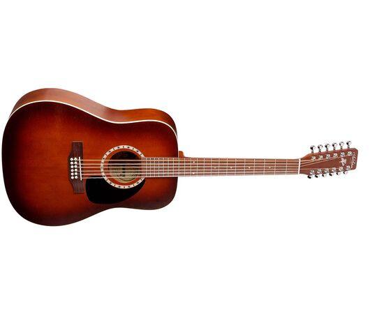 Акустична гітара 12 Cedar Antique Burst. A & L 026 548, фото 2