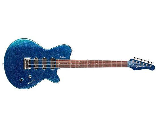 Електрогітара GODIN 28689 TRIUMPH SPARKLE BLUE, фото 2
