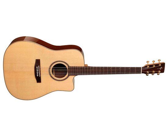 Акустична гітара S & P 028 603 Showcase CW Rosewood AER with DLX TRIC, фото 2