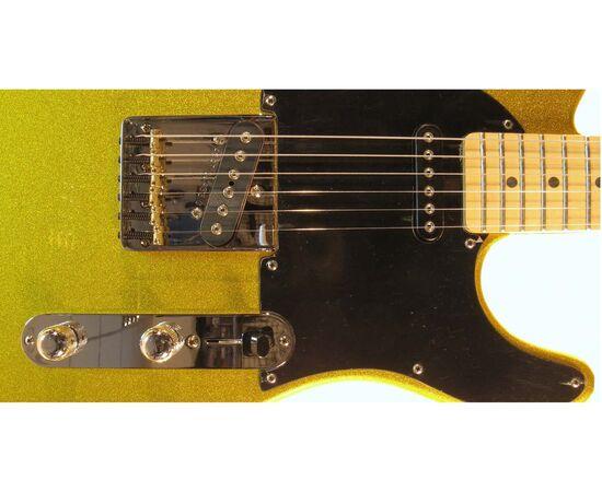Электрогитара G&L ASAT CLASSIC (Yukon Gold, maple, 1-ply Black) № CLF067623, фото 4