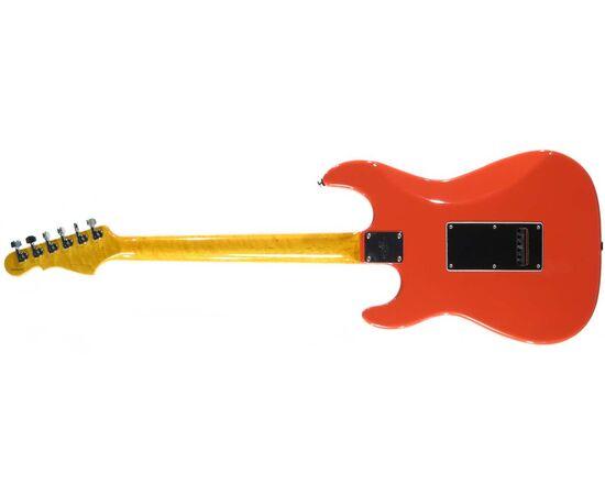 Електрогітара G & L LEGACY (Fullerton red, 3-ply Vintage Creme, Maple), фото 3