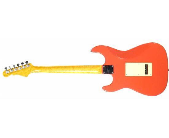 Электрогитара G&L LEGACY (Fullerton red. 3-ply Vintage, Creme, Maple), фото 3