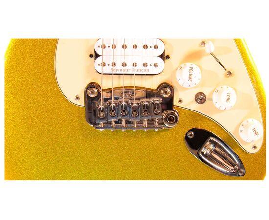 Електрогітара G & L LEGACY HB (Yukon Gold, rosewood, Creme), фото 5