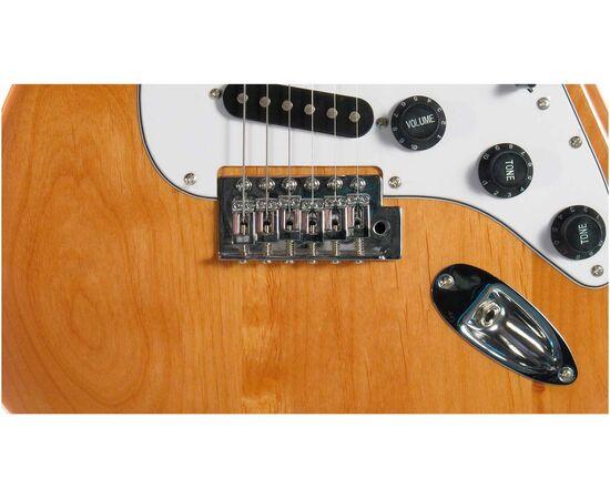 "Електрогітара (копія ""Fender Stratacaster"") SX FST / ALDER / NA, фото 5"