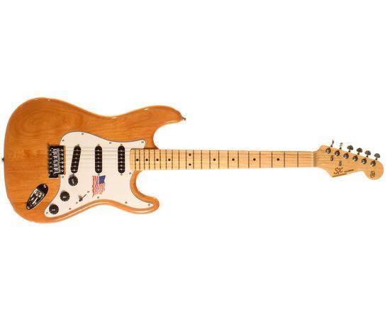 "Електрогітара (копія ""Fender Stratacaster"") SX FST / ALDER / NA, фото 2"