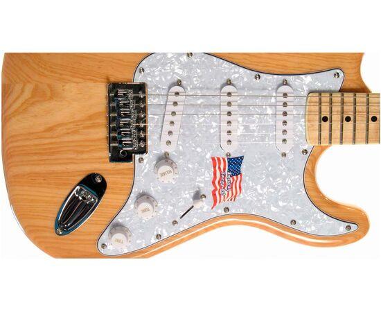"Електрогітара (копія ""Fender Stratacaster"") SX FST / ASH / NA, фото 4"