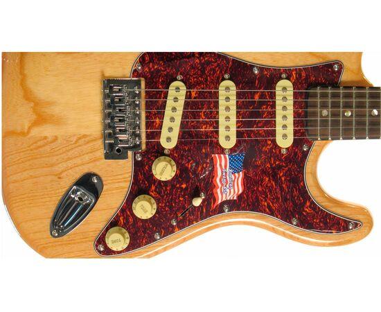 "Электрогитара (копия ""Fender Stratacaster"") SX FST/ASH/R/NA, фото 4"