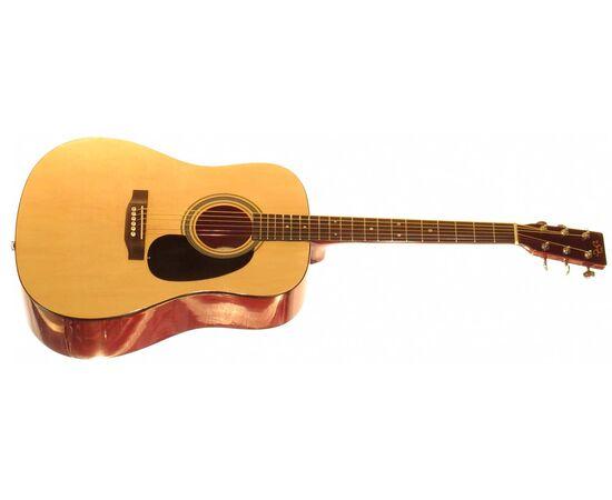 Акустическая гитара SX MD160/NA, фото 4