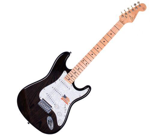 "Електрогітара (копія ""Fender Stratacaster"") SX FST / ASH / TBK, фото"