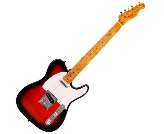 """Електрогітара (копія """"Fender Telecaster"""") з чохлом SX FTL50 + / 2TS, фото"""