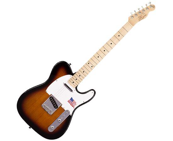 "Электрогитара (копия ""Fender Telecaster"") SX FTL/ALDER/3TS, фото"