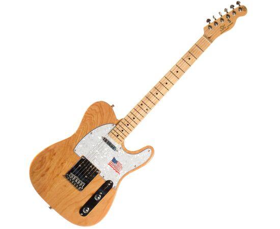 """Електрогітара (копія """"Fender Telecaster"""") SX FTL / ASH / NA, фото"""