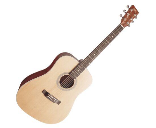 Акустическая гитара SX SD204, фото