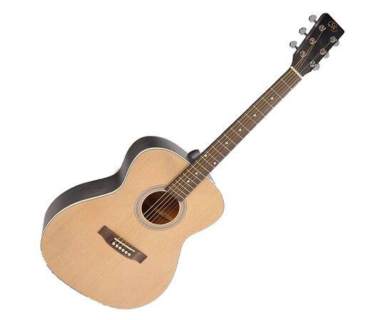 Акустическая гитара SX SO204TBK, фото