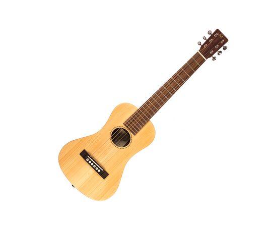 Дорожня акустична гітара з чохлом SX TG1, фото