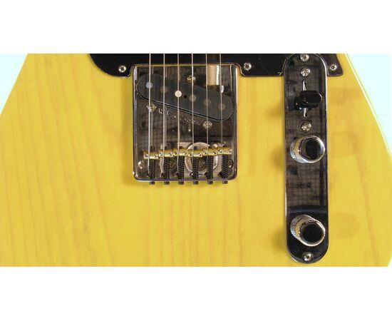 G & L ASAT CLASSIC ALNICO (Butterscotch Blonde, maple, 1-ply Black). № CLF067520, фото 5