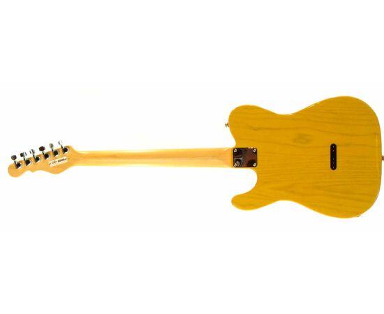 G & L ASAT CLASSIC ALNICO (Butterscotch Blonde, maple, 1-ply Black). № CLF067520, фото 4