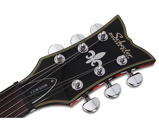 Электроакустическая гитара SCHECTER CORSAIR W/BIGSBY GWAL, фото 9