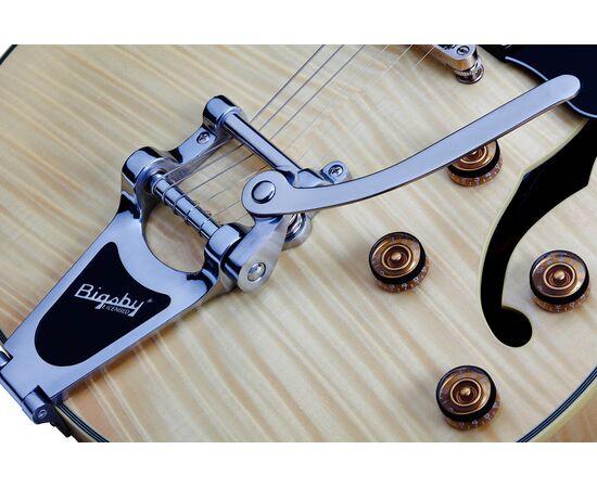 Электроакустическая гитара SCHECTER CORSAIR CUSTOM BB NATP, фото 5