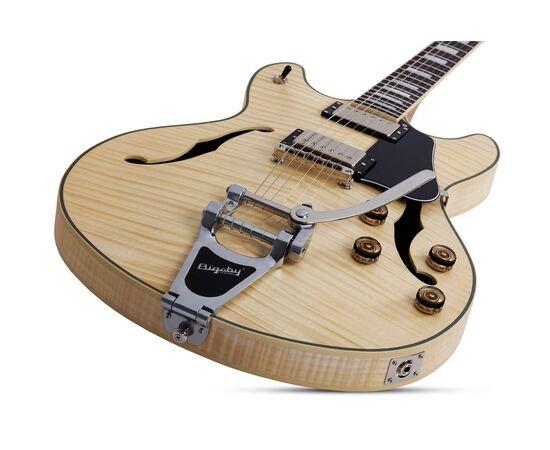 Электроакустическая гитара SCHECTER CORSAIR CUSTOM BB NATP, фото 4