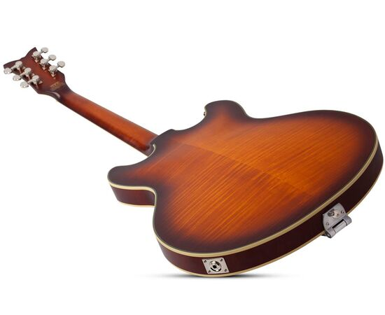 Електроакустична гітара SCHECTER CORSAIR CUSTOM BB VSBP, фото 8
