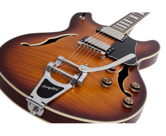 Електроакустична гітара SCHECTER CORSAIR CUSTOM BB VSBP, фото 7