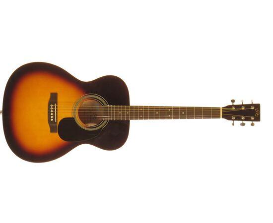 Акустична гітара SX OM160 / VS, фото 2