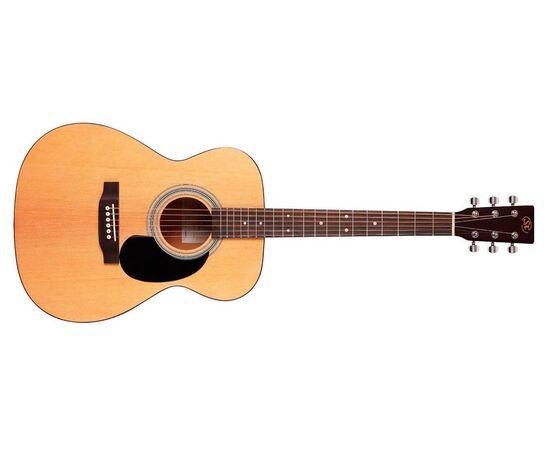 Акустична гітара SX OM170 / NA, фото 2