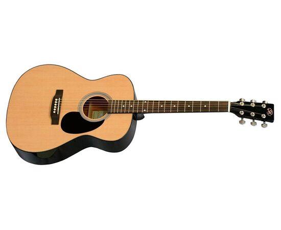 Акустична гітара SX OM170 / NA, фото 3