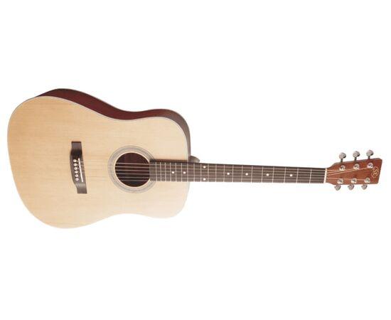 Акустическая гитара SX SD204, фото 2