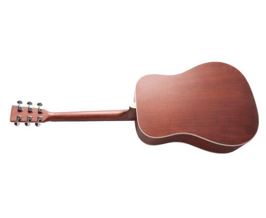 Акустическая гитара SX SD204, фото 3