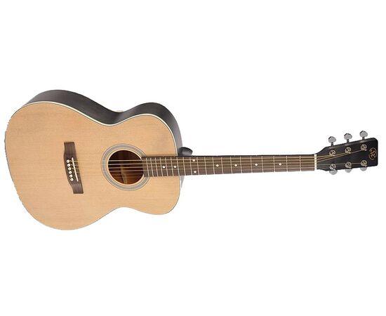 Акустическая гитара SX SO204TBK, фото 2