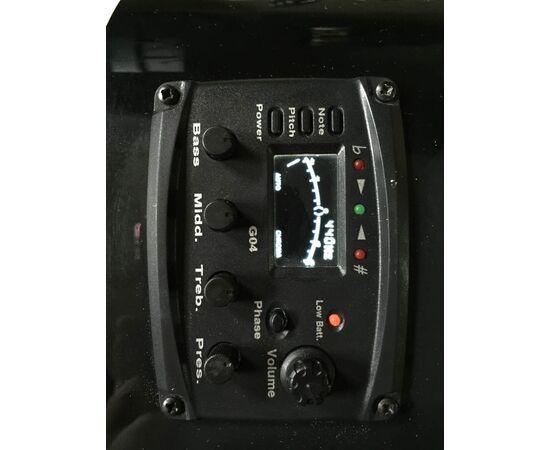 Акустическая гитара с вырезом и подключением SX MD160CE/VS, фото 5