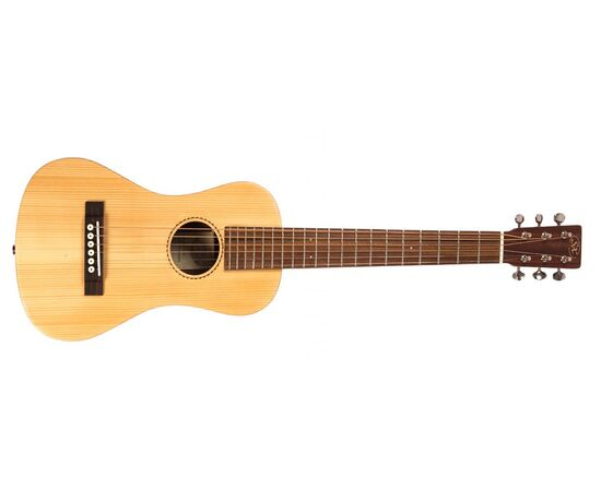 Дорожня акустична гітара з чохлом SX TG1, фото 2