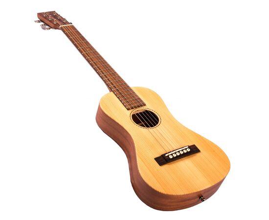 Дорожня акустична гітара з чохлом SX TG1, фото 3