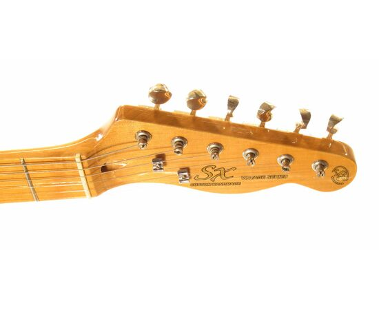 """Електрогітара (копія """"Fender Telecaster"""") з чохлом SX FTL50 + / 2TS, фото 5"""