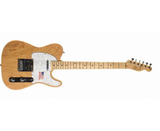 """Електрогітара (копія """"Fender Telecaster"""") SX FTL / ASH / NA, фото 2"""