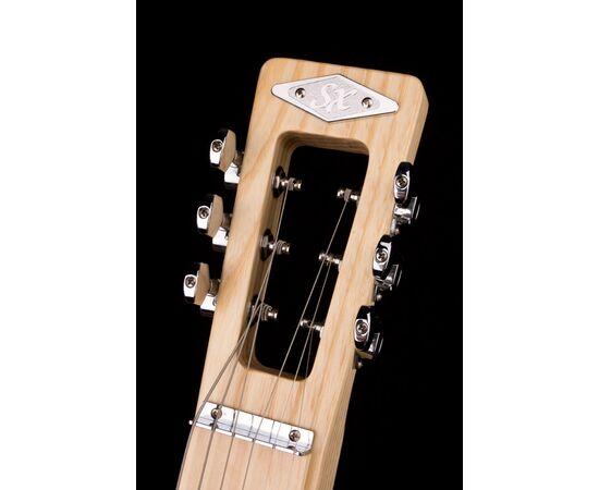 Слайдовая гитара со стойкой и чехлом SX LG2/ASH/NA W/STAND, фото 8