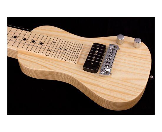 Слайдовая гитара со стойкой и чехлом SX LG2/ASH/NA W/STAND, фото 7