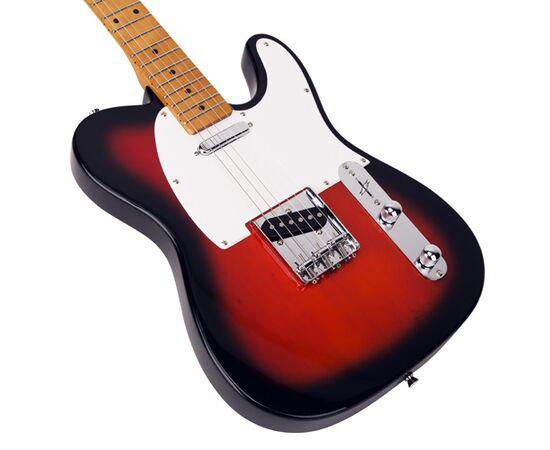 """Електрогітара (копія """"Fender Telecaster"""") з чохлом SX FTL50 + / 2TS, фото 4"""