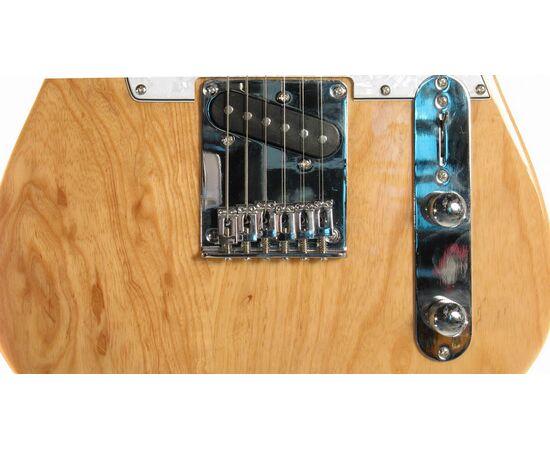"""Електрогітара (копія """"Fender Telecaster"""") SX FTL / ASH / NA, фото 4"""