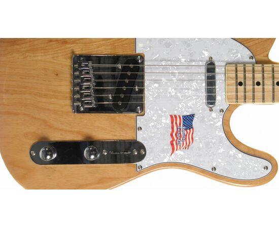 """Електрогітара (копія """"Fender Telecaster"""") SX FTL / ASH / NA, фото 5"""
