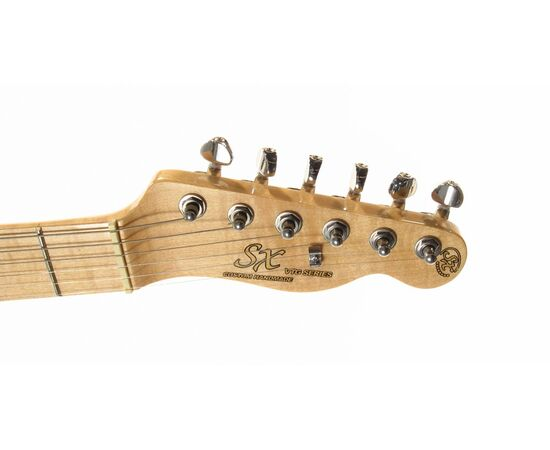 "Электрогитара (копия ""Fender Telecaster"") SX FTL/ALDER/3TS, фото 5"