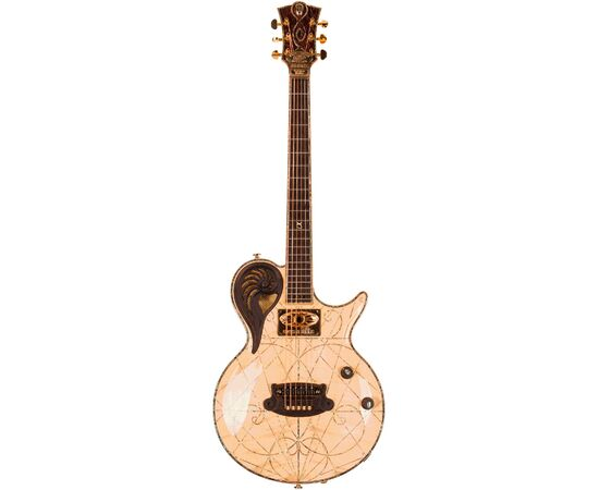 Электрогитара Universum Guitars Elena Alpha Acoustic Custom, фото