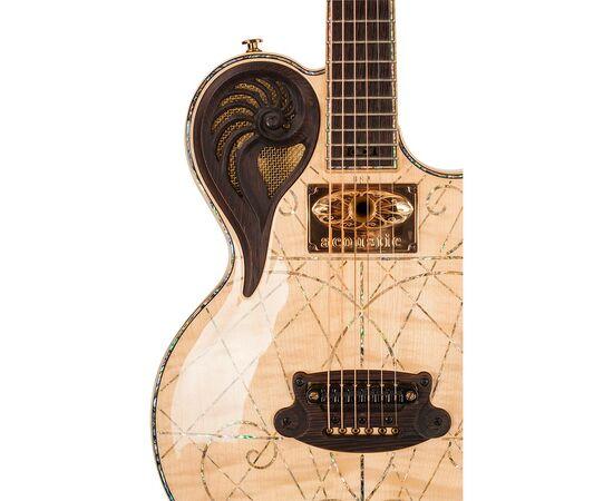 Електрогітара Universum Guitars Elena Alpha Acoustic Custom, фото 4