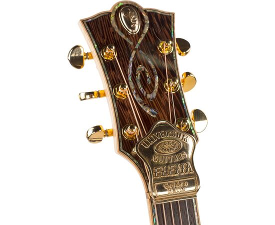Електрогітара Universum Guitars Elena Alpha Acoustic Custom, фото 5