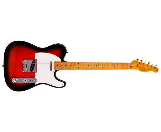 """Електрогітара (копія """"Fender Telecaster"""") з чохлом SX FTL50 + / 2TS, фото 2"""