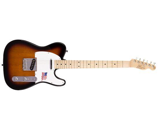 "Электрогитара (копия ""Fender Telecaster"") SX FTL/ALDER/3TS, фото 2"