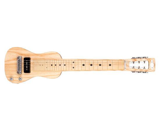 Слайдовая гитара со стойкой и чехлом SX LG2/ASH/NA W/STAND, фото 2