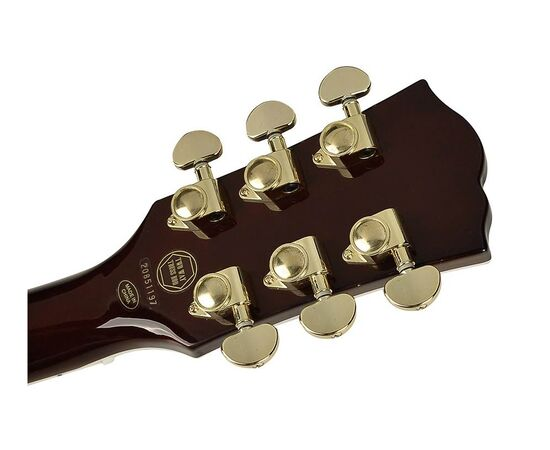 "Электрогитара (копия ""Gibson Les Paul Custom"") SX EH3D-DS, фото 7"